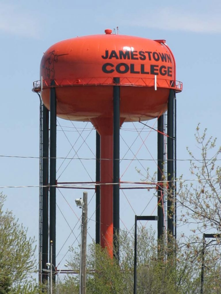 Jamestown Nd After