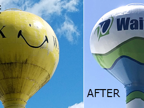Waite Park Before N After