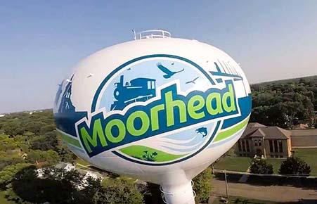 Moorhead Air Shot Small